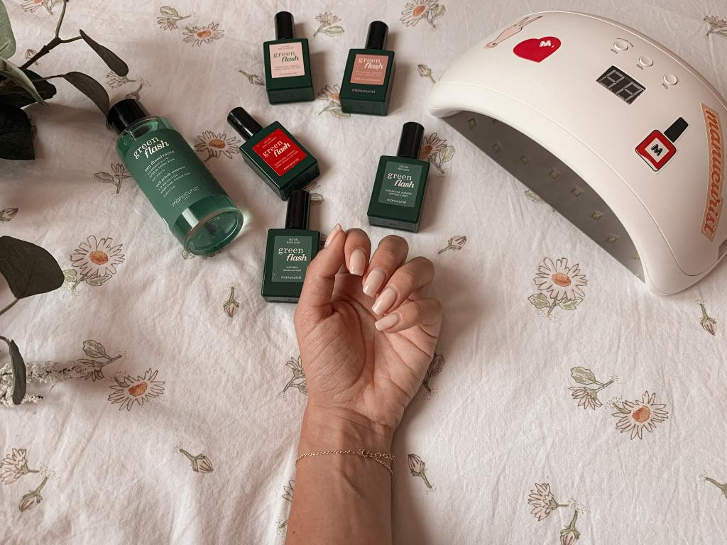 vernis Green Flash Manucurist