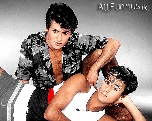 Wham - Wake Me Up Before you Go-Go