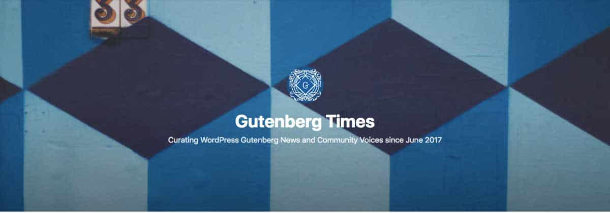 Cover: Gutenberg TImes