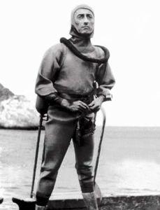 Jacques Cousteu