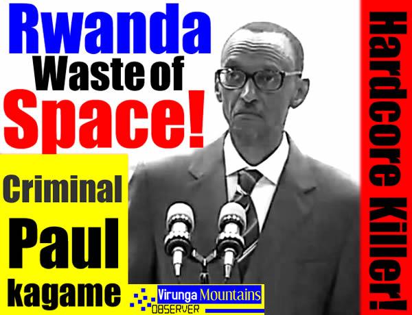 Rwandans Warn Paul Kagame