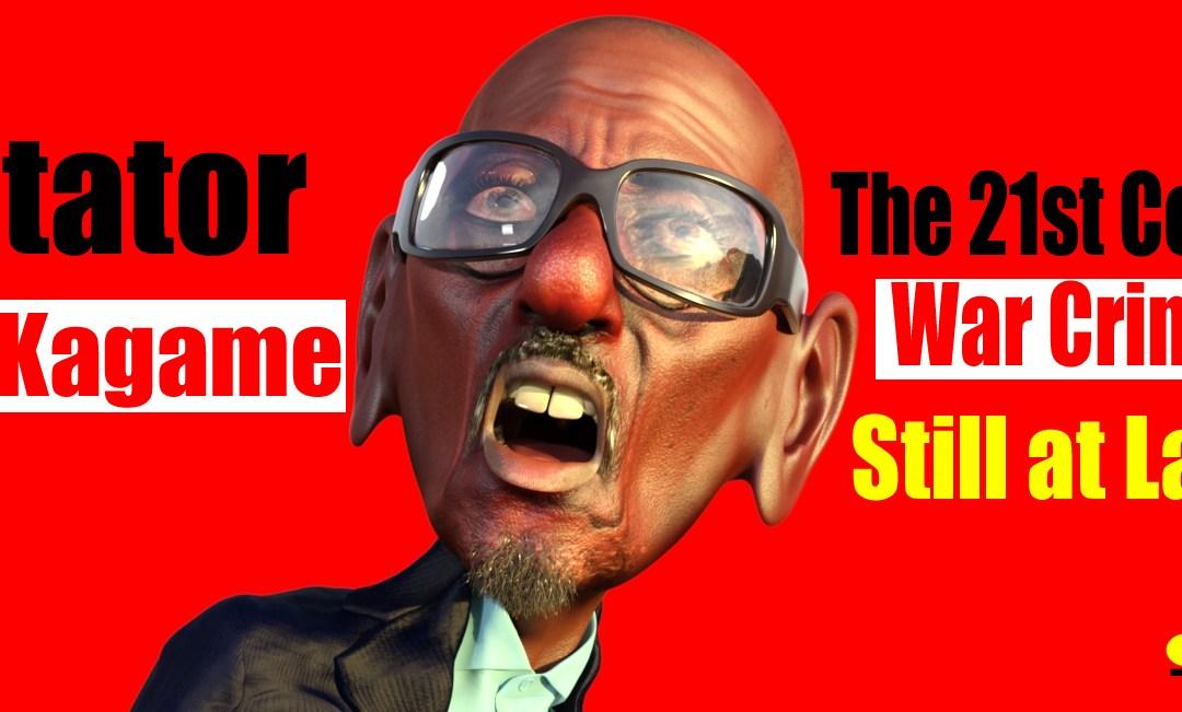 Paul Kagame super parasites