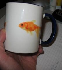 Hilda's mug