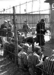 concentratie kamp