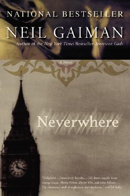 Book review: Neverwhere – Neil Gaiman