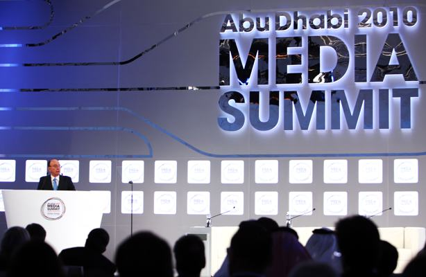 Abu Dhabi Media Summit: Live blog