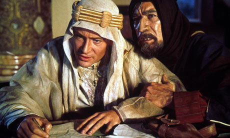 Lawrence Of Arabia star Peter O'Toole dies aged 81