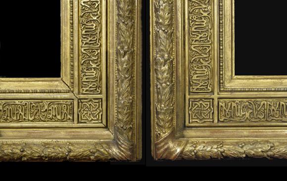 Plaster Of Paris Picture Frames Allframes5