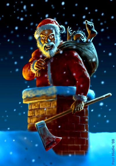 Image result for psycho santa