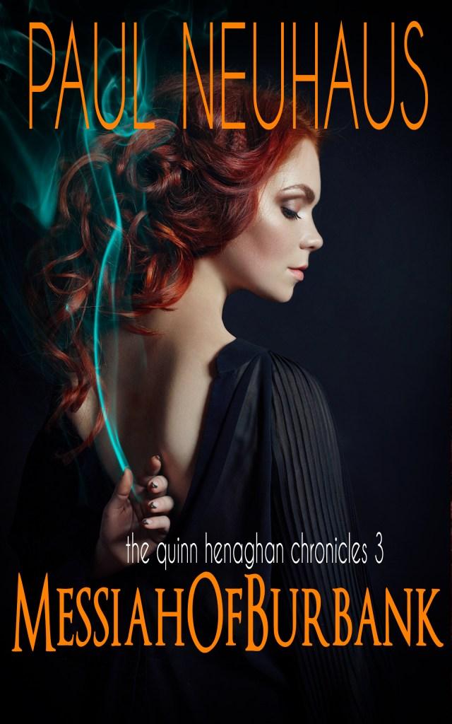 Book Cover: Messiah of Burbank