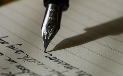 Writing Process – For Want of a Want