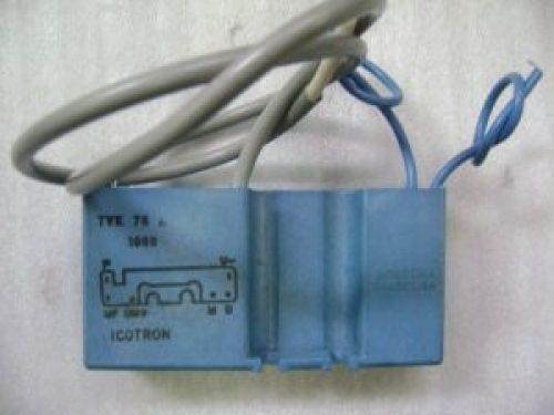Triplicador de tensão usado em tvs antigs