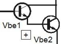 Construção de um Darligton com 2 transistores NPN