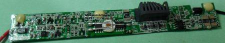 Circuito recarregador dentro do pack de baterias
