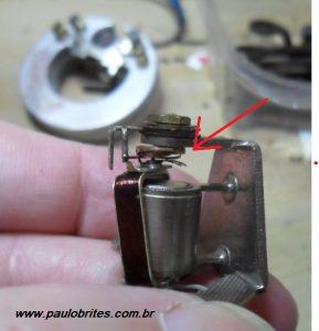 Galvonometro quebrado