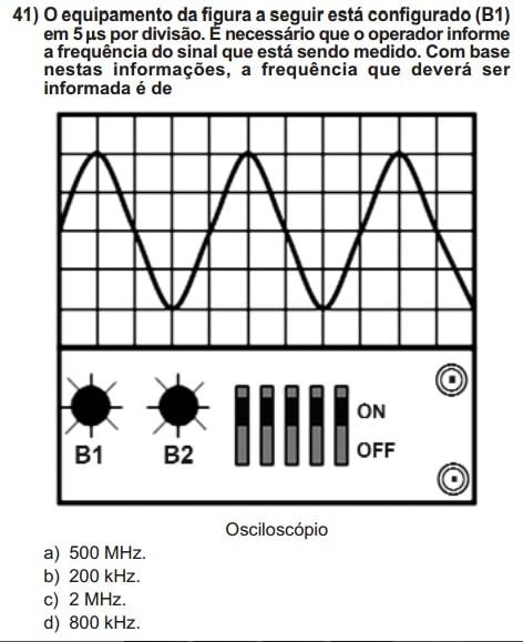 Questão 41 - Concurso Público - Prefeitura Municipal de Campinas