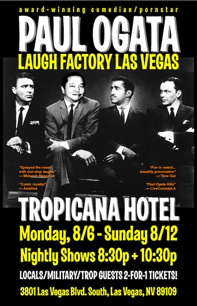 Laugh Factory Vegas!