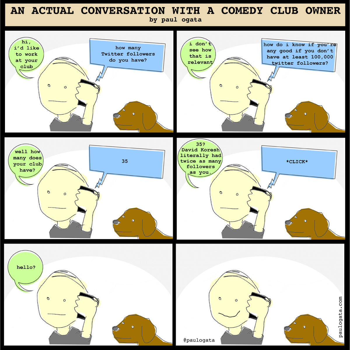 Conversations With Club Owners 3