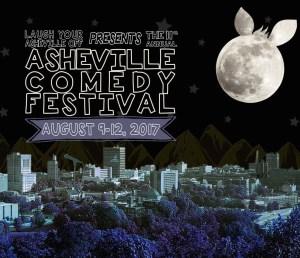 Paul Ogata at the Asheville Comedy Festival @ Diana Wortham Theater | Asheville | North Carolina | United States