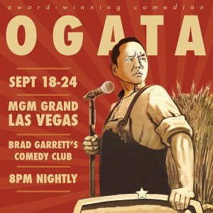 Paul Ogata in Las Vegas @ Brad Garrett's Comedy Club | Las Vegas | Nevada | United States