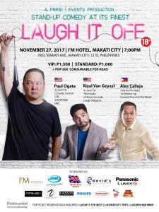 Paul Ogata in Manila @ I'm Hotel | Makati | Metro Manila | Philippines