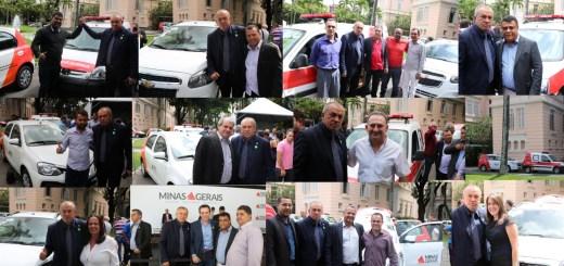 Melhoria do atendimento à população: Paulo Guedes entrega veículos a municípios