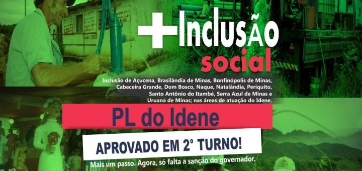 PL do IDENE aprovado em segundo turno!