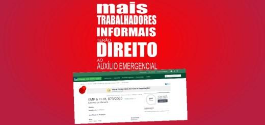 ampliação do auxilio emergencial trabalhadores informais PAULO GUEDES