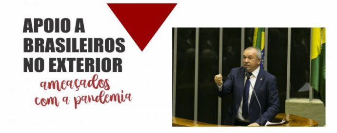 Paulo Guedes, através do Requerimento N° 417/2020, conseguiu que Ministério das Relações Exteriores apresentasse medidas emergenciais