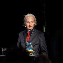 Why Julian Assange shows that only intelligent machines can be truly rational