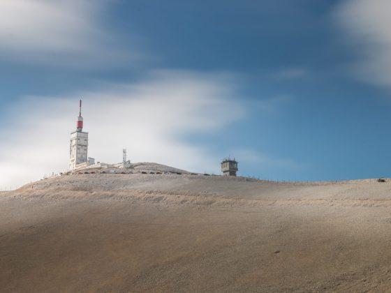 Cloudy Mont Ventoux