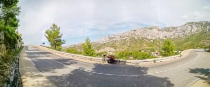 Marseille D559 climb