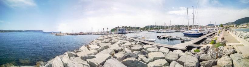 Cavalaire-sur-Mer port