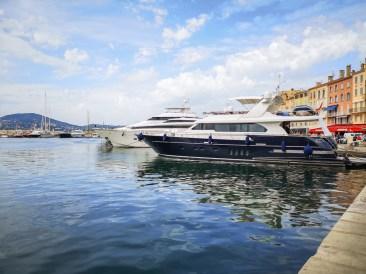 Saint-Tropez port