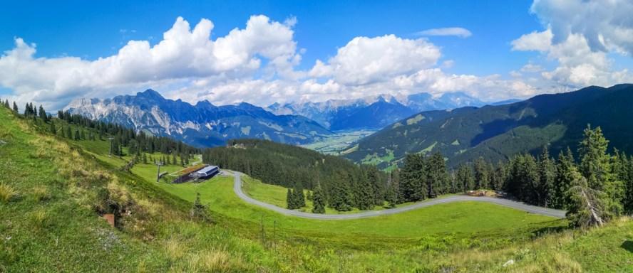 mtb austria panorama