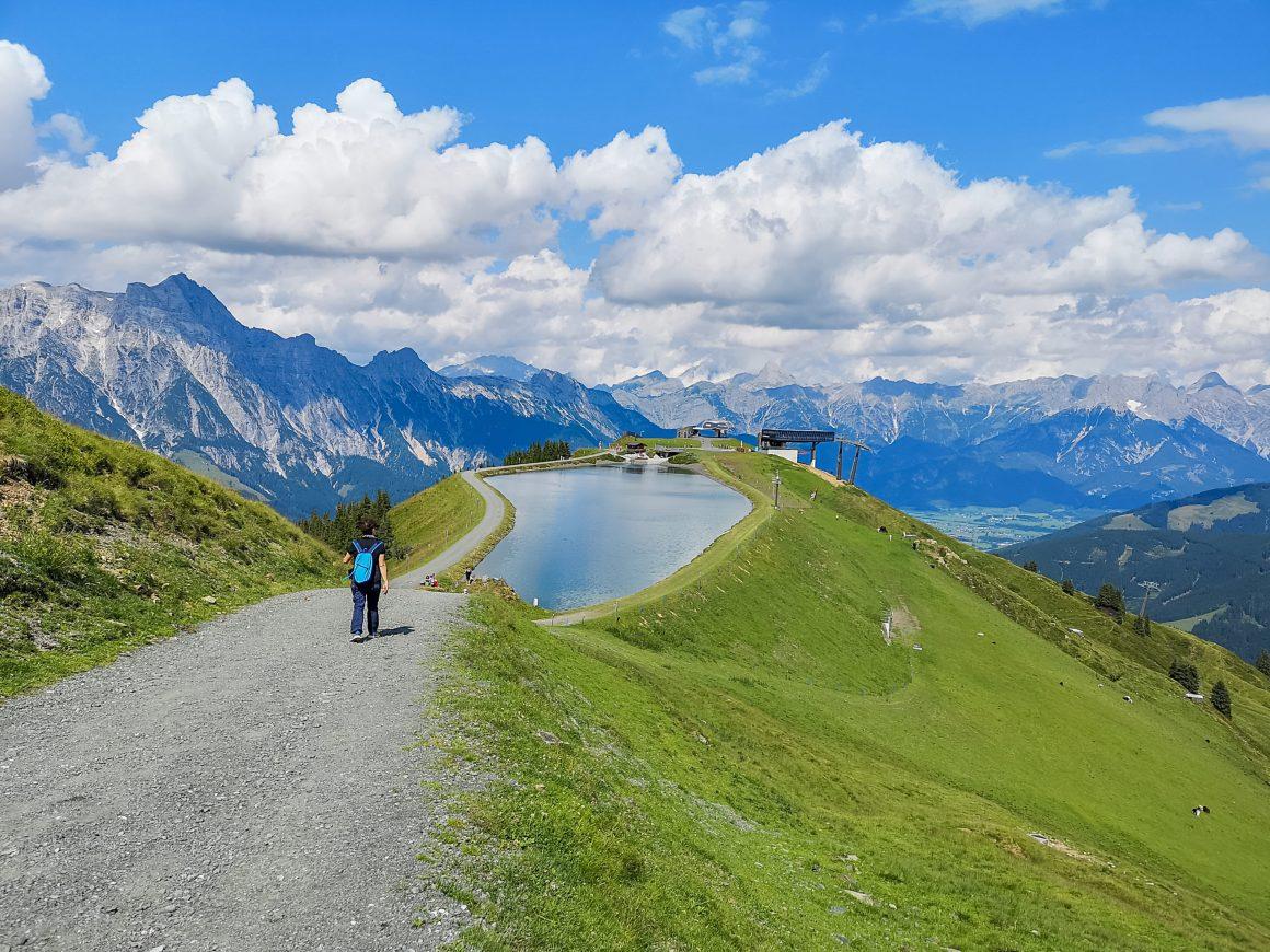 climb to Asitzkopf