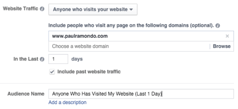 facebook ad hacks - facebook funnel