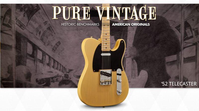 Fender 52 Telecaster Reissues