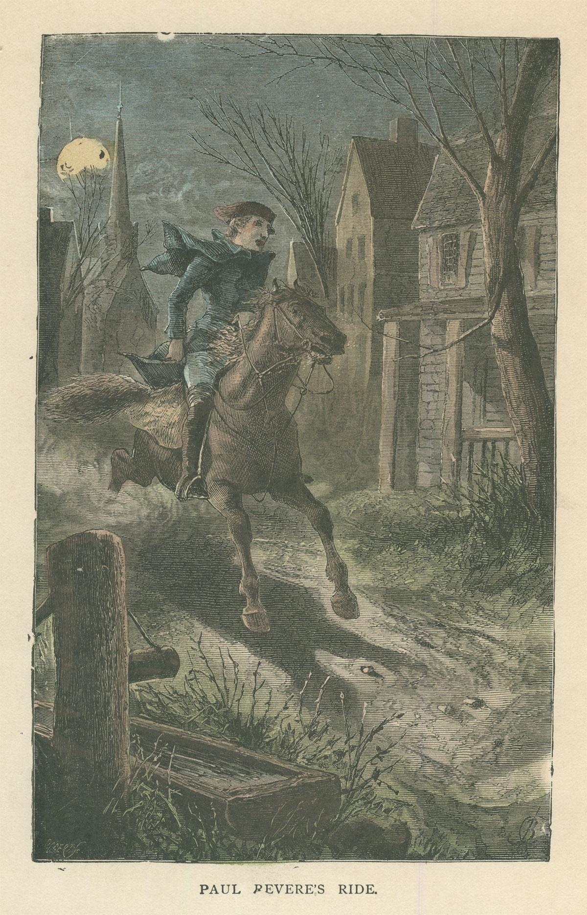Longfellow S Poem