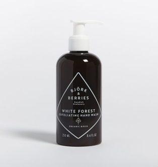Bjork & Berries - White Forest - Sapone Mani Esfoliante