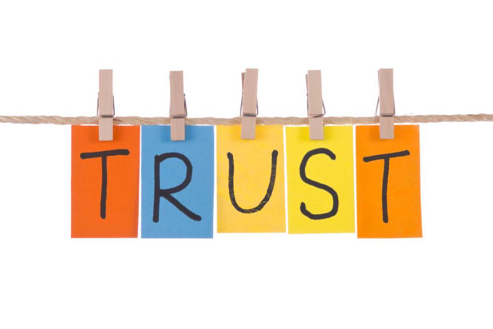 The Art of Becoming a Trusted Brand