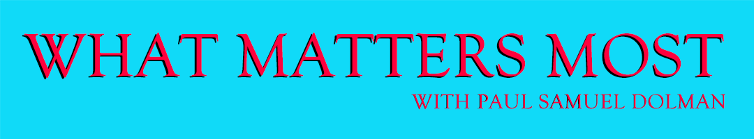 what matters most podcast