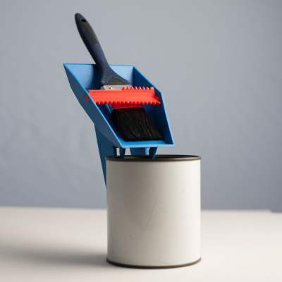 painteasy paint brush holder