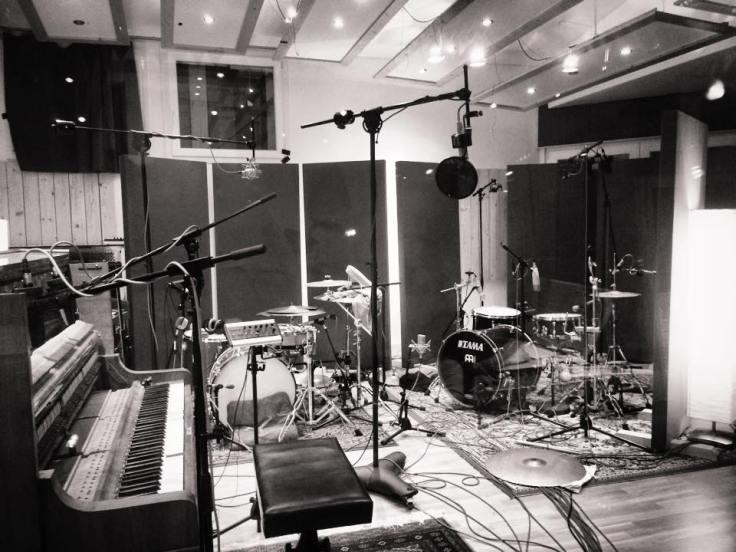 studio setup mit trashkit