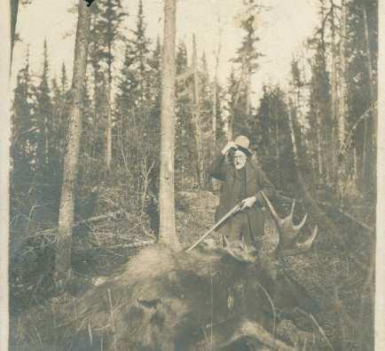 Apollos Smith - First Moose