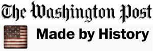 The Washington Post: Made By History logo