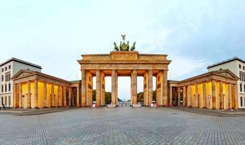 Busreis Berlijn: Brandenburger tor