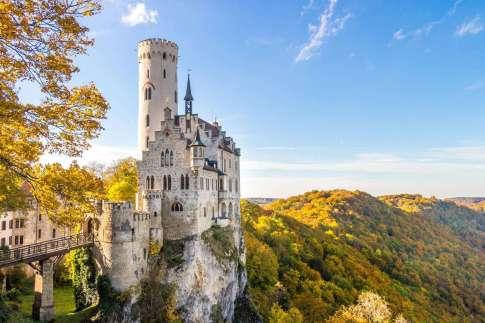 Schloss Lichtenstein Castle