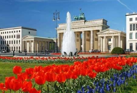 Busreis Berlijn: Brandenburger Tor (zomer)