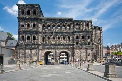 Duitsland Trier Porta Negra